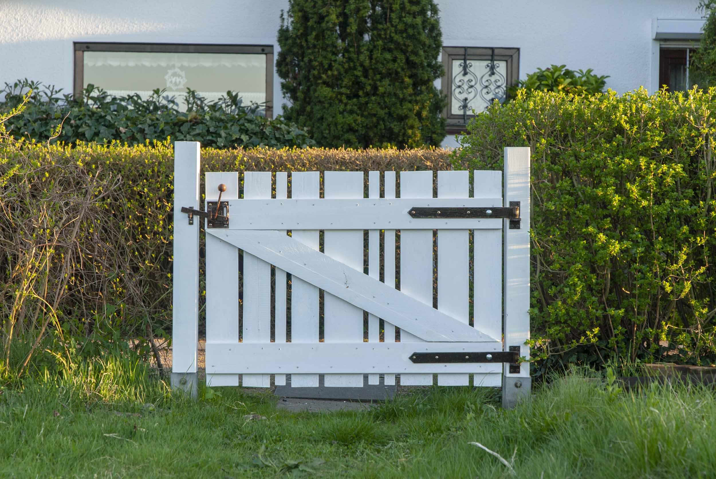 Gartentor Selber Bauen Schritt Für Schritt Erklärt Mit