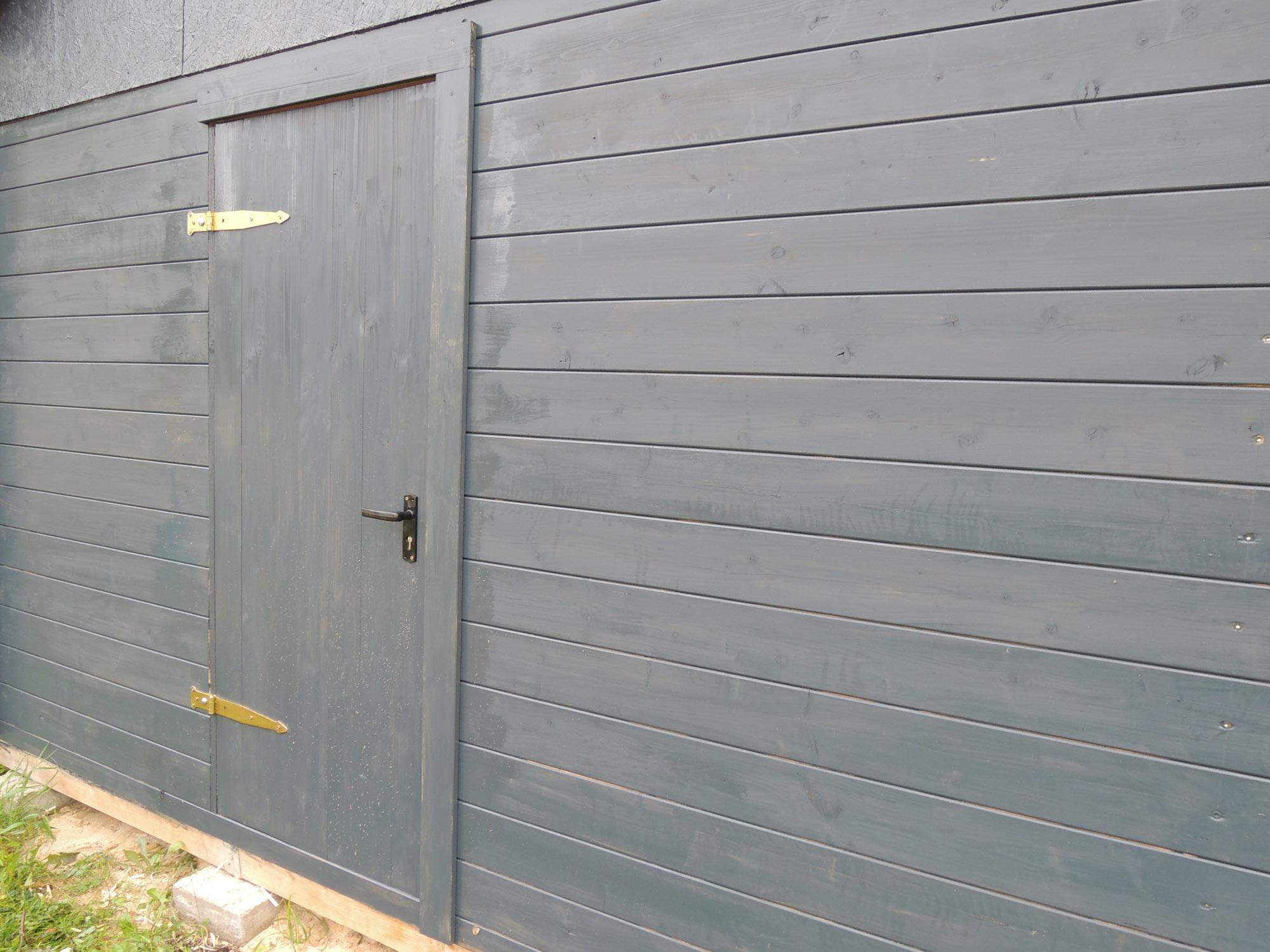 Beliebt Holztür selber bauen: Hier gehts zu den 5 Schritten – Ein Stück Arbeit ZK43