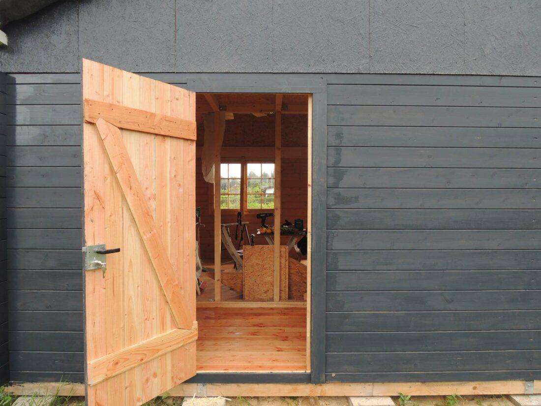 Hervorragend Holztür selber bauen: Hier gehts zu den 5 Schritten – Ein Stück Arbeit MC92