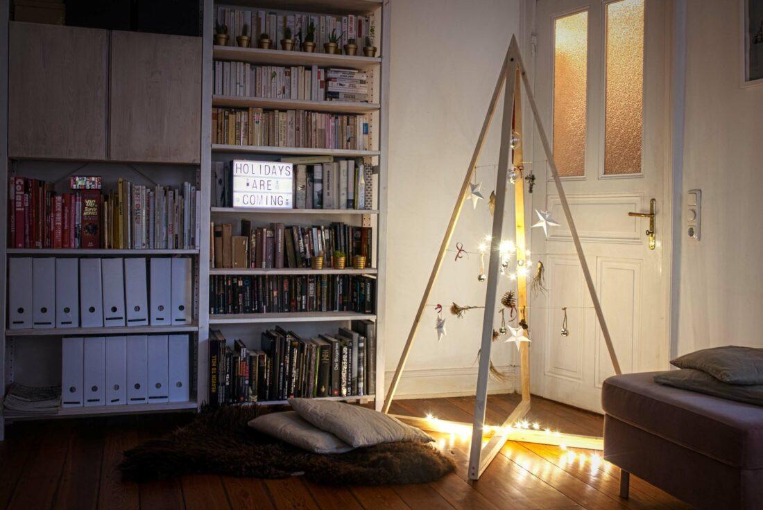 weihnachtsbaum selber bauen anleitung mit vielen fotos. Black Bedroom Furniture Sets. Home Design Ideas