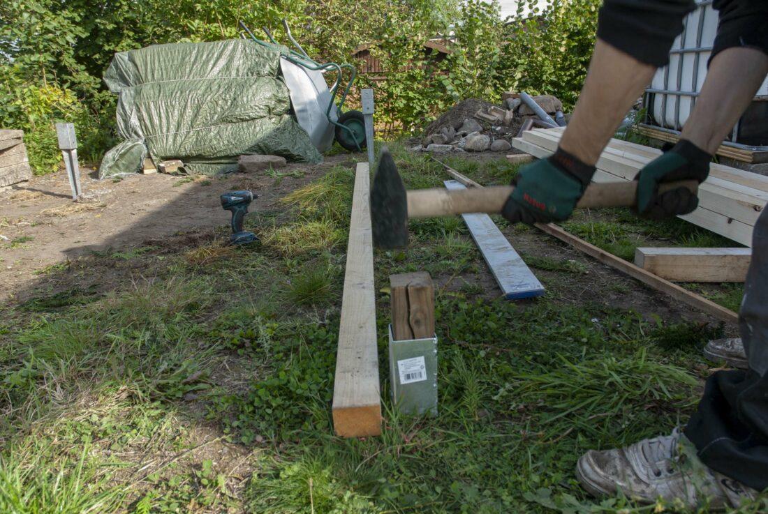 Beliebt Bevorzugt Ein Gewächshaus selbst bauen: So geht's Schritt für Schritt – Ein #MZ_73